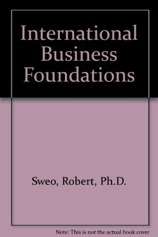 International Business Foundations