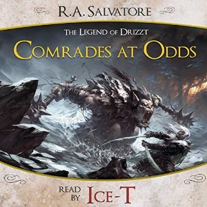 Comrades at Odds (A Tale from The Legend of Drizzt, #8)