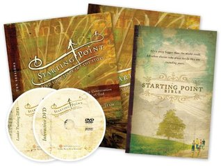 Starting Point Starter Kit: Find Your Place in the Story [With 5 Audio CDs and 2 DVDs]