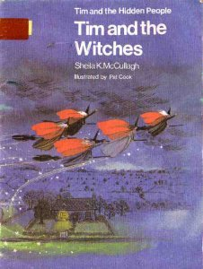 Tim and the Witches (Tim and the Hidden People Book A5)