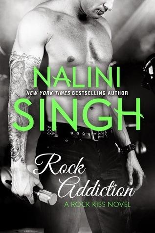 Rock Addiction (Rock Kiss #1)