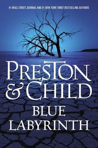 Blue Labyrinth (Pendergast, #14)