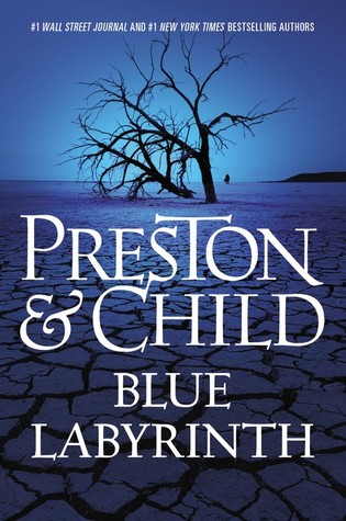 Blue Labyrinth (Pendergast, #14)