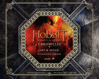 The Hobbit: The Battle of the Five Armies  - Chronicles V: Art & Design