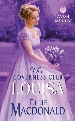 The Governess Club: Louisa (The Governess Club, #4)