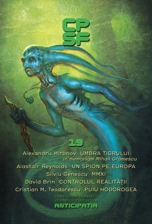Colecţia de Povestiri Ştiinţifico-Fantastice (CPSF A #19)