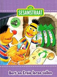 Bert en Ernie leren tellen