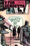 V for Vendetta, Vol. V of X by Alan Moore