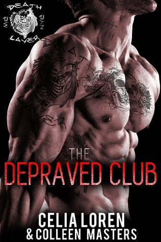 Death Layer (The Depraved Club, #1)
