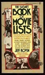 The Signet Book of Movie Lists