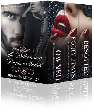 The Billionaire Banker Series: Box Set #1-3 (The Billionaire Banker, #1-3)