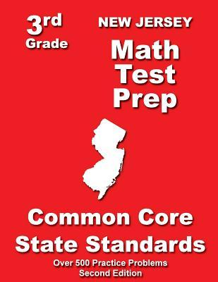 Free audiobook downloads for kindle New Jersey 3rd Grade Math Test Prep: Common Core State Standards ePub by Teachers\' Treasures