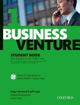 Business Venture 1 Student Book by Roger Barnard