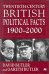 Twentieth Century British Political Facts 1900 2000