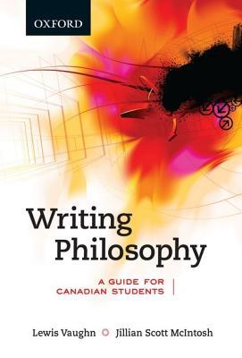 Writing Philosophy: A Guide for Canadian Students