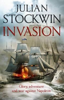 Invasion by Julian Stockwin