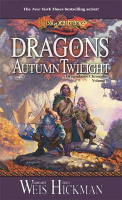 Ebook Dragons of Autumn Twilight: Chronicles, Volume One by Margaret Weis TXT!