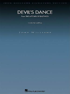 Devil's Dance from the Witches of Eastwick: Solo Violin and Piano