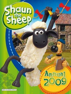 Shaun the Sheep Annual 2009