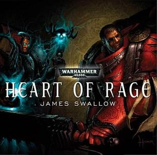 Heart Of Rage by James Swallow