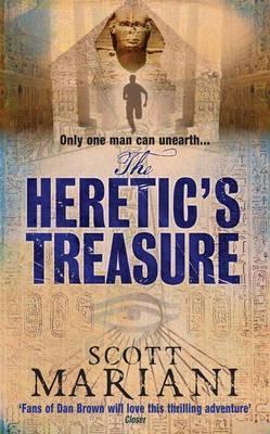 The Heretic's Treasure (Ben Hope #4)