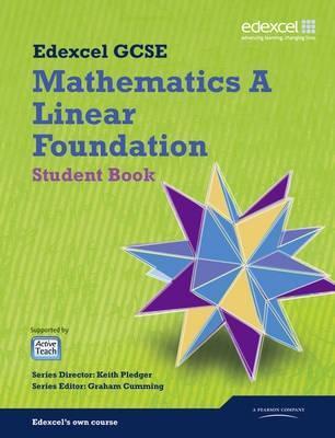 Gcse Maths Edexcel 2010: Spec A Foundation Student Book