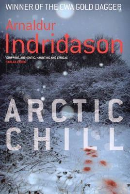 Arctic Chill (Inspector Erlendur #7)