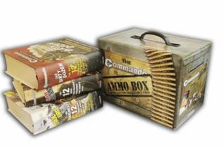 Commando: Ammo Box - Strictly Limited Edition of Only 1,000: The Dirty Dozen , True Brit , All Guns Blazing , Walk or Die!