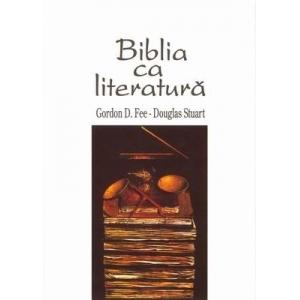 Biblia ca literatura (ePUB)