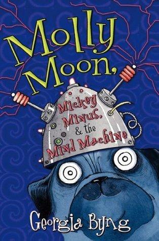 Molly Moon, Micky Minus, & the Mind Machine (Molly Moon, #4)