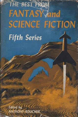 The Best from Fantasy and Science Fiction Fifth Series