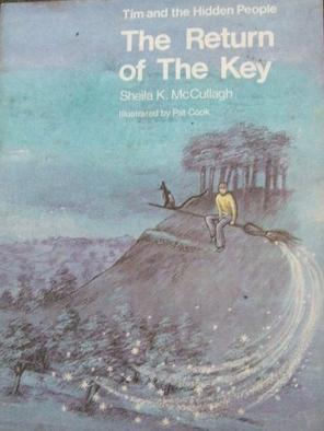 The Return of the Key (Tim and the Hidden People B1)