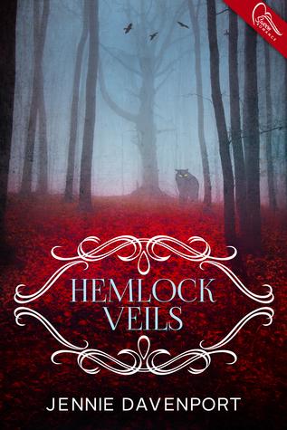 Hemlock veils by Jennie Davenport