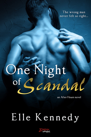 One night of scandal by Elle Kennedy