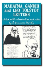 Mahatma Gandhi and Leo Tolstoy Letters