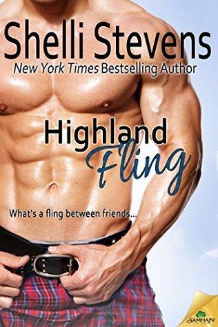 Highland Fling (The McLaughlins, #4)