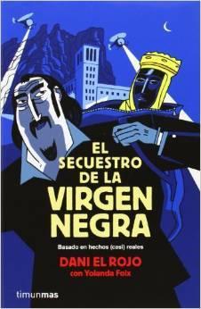 El secuestro de la virgen negra (Aventuras de Tiburón, #2)
