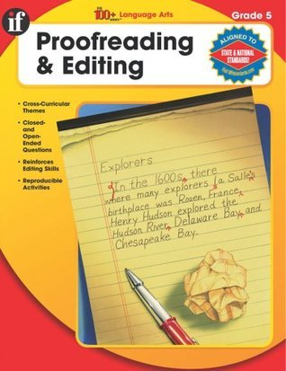 The 100+ Series Proofreading & Editing, Grade 5