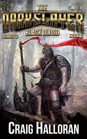 Black Blood (The Darkslayer: Bish and Bone, #2)