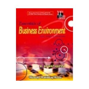 Essentials of Business Environment by K. Aswathappa