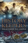 The History Keepers by Damian Dibben