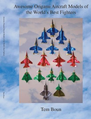 Awesome Origami Aircraft Models of the World's Best Fighters