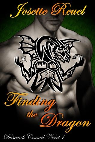 Finding the Dragon(Dasreach Council Novels 1)