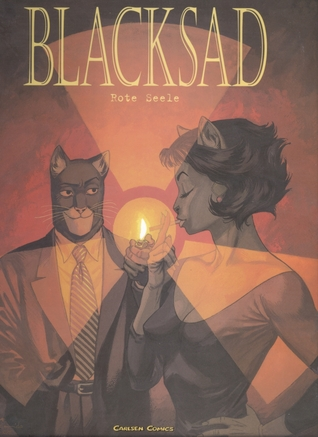 Ebook Blacksad: Rote Seele by Juan Díaz Canales read!