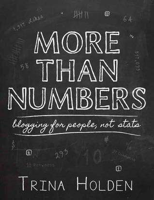 More Than Numbers: blogging for people, not stats