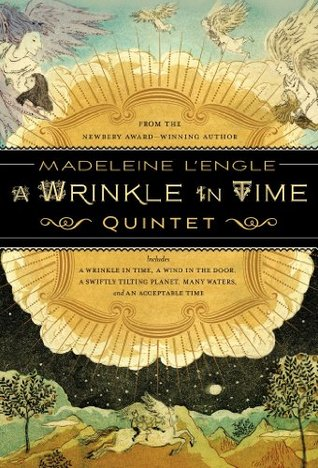 The Wrinkle in Time Quintet by Madeleine L'Engle