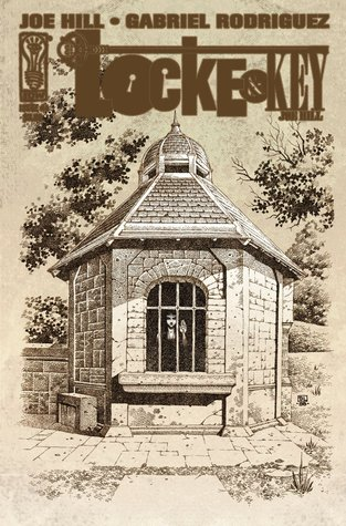 Locke and Key: Welcome to Lovecraft #4