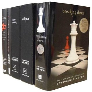 Twilight Saga Special Edition Collection (Twilight, #2-4.5 +3.5)