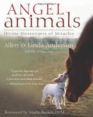 Angel animals by Linda Anderson