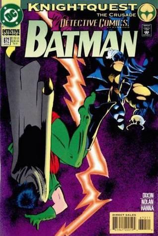 Detective Comics #672